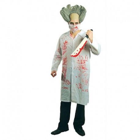 Disfraz de doctor sangre