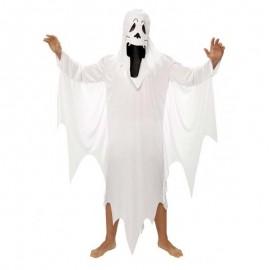 Disfraz de fantasma picos