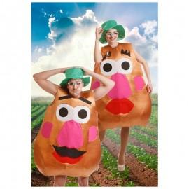 Disfraz de Señor y Señora Potato