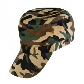 Gorra de militar de camuflaje