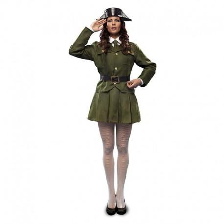 Disfraz de Guardia Civil mujer