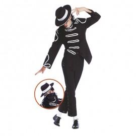 Disfraz de Michael Jackson black