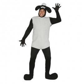 Disfraz de oveja negra