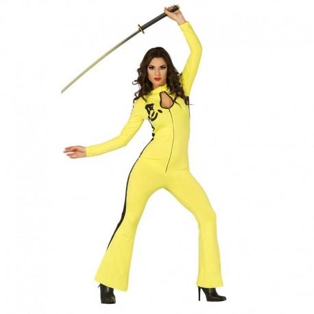 Disfraz de Kill Bill