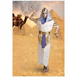 Disfraz de egipcia blanca