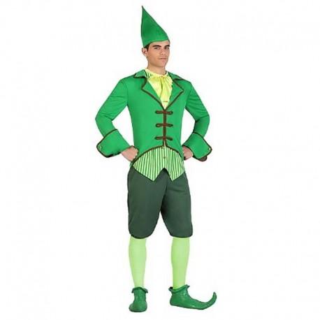 Disfraz de duende del bosque