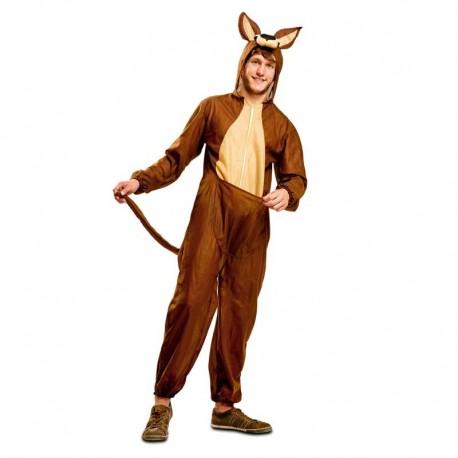 Disfraz de canguro saltarin