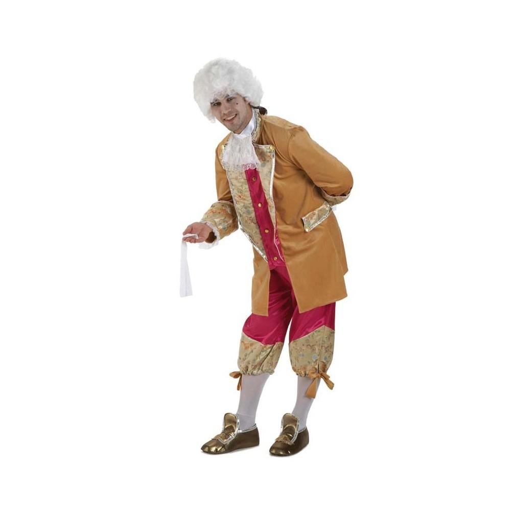 Vestidos epoca mozart for Disfraces de epoca
