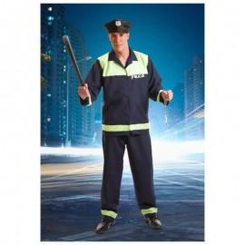 Disfraz de policia local