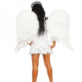 Alas de angel gigantes