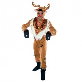 Disfraz de reno de adulto