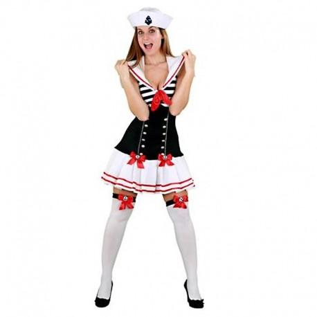 Disfraz de marinera lazos