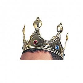 Corona de rey infantil