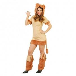 Disfraz de leona sexy