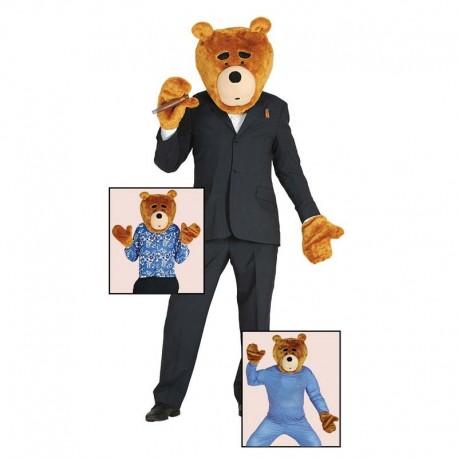 Disfraz de oso