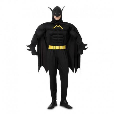Disfraz de Batman musculoso