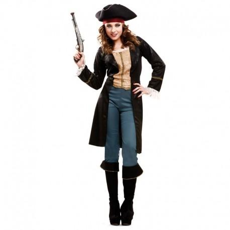Disfraz de piratesa elegante