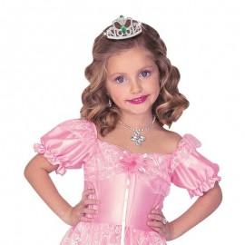 Diadema de princesa mini