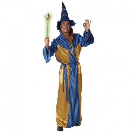 Disfraz de mago