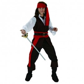 Disfraz de pirata del tesoro