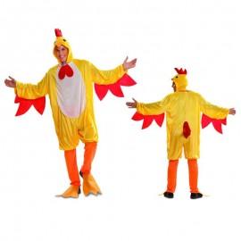 Disfraz de gallo pollo