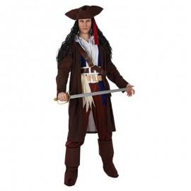 Disfraz de pirata del caribe
