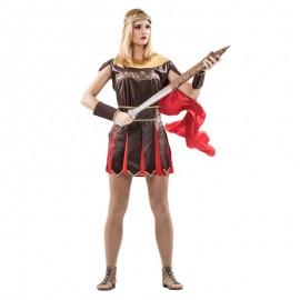 Disfraz de romana gladiadora