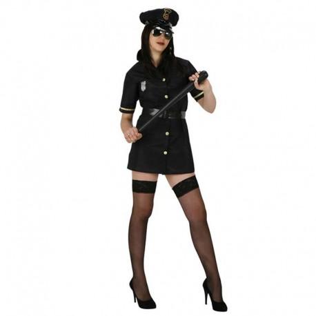 Disfraz de policia municipal sexy