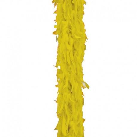 Boa extra amarilla