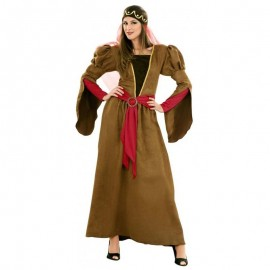 Disfraz de Juliana Medieval