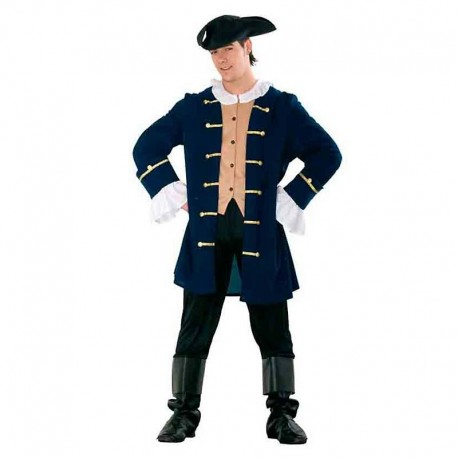 Disfraz de patriota