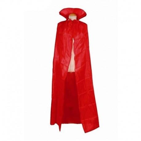 Capa de Lucifer roja