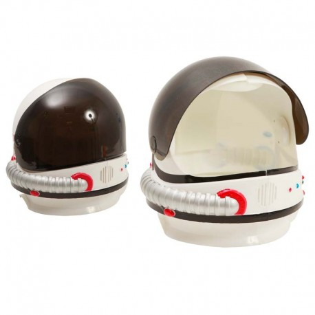 Casco de astronauta lujo
