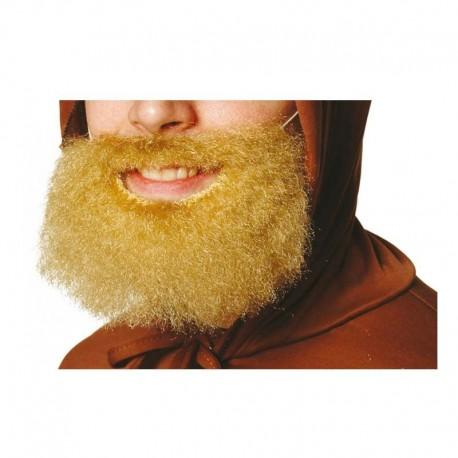 Barba lisa infantil rubia