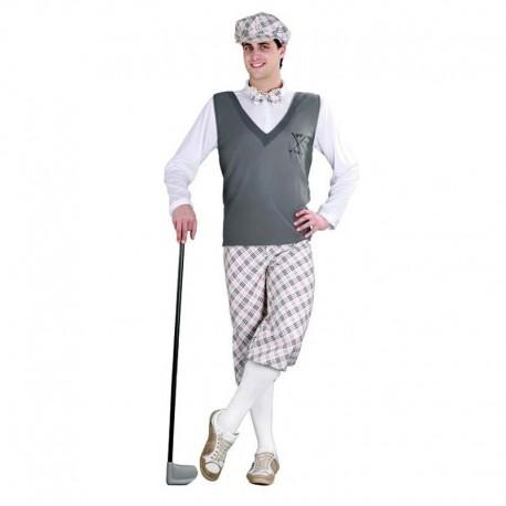 Disfraz de golfista chico