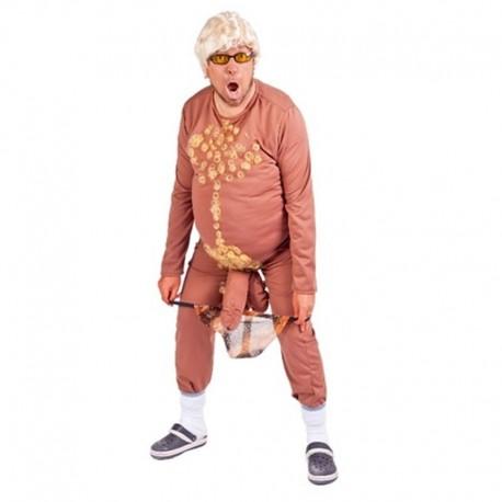 Disfraz de hombre nudista