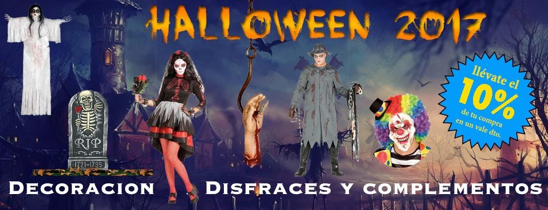 Promocion Halloween 2017