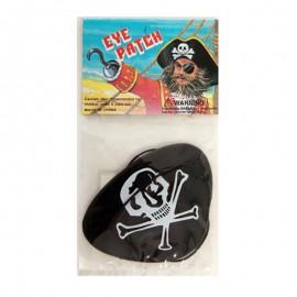 Parche pirata de goma