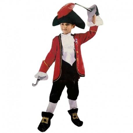 Disfraz de Capitan Garfio