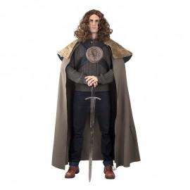 Capa guerrero del trono