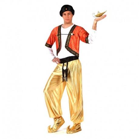 Disfraz de sultan arabe