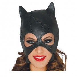 Careta de Cat Woman de latex