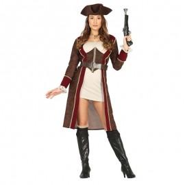 Disfraz de piratesa sexy