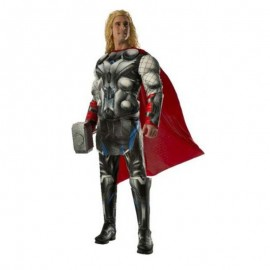 Disfraz de Thor adulto musculoso