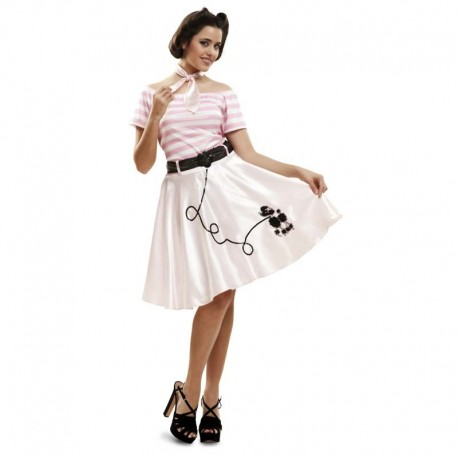 Disfraz de Pink Lady