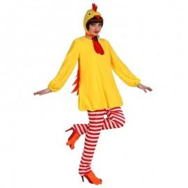 Disfraz de gallina pio pio XL