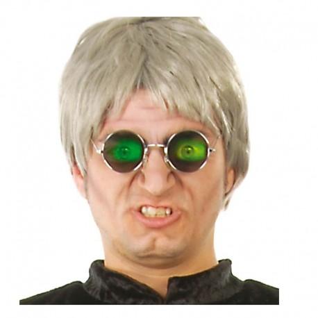 Gafas con ojos holograficos