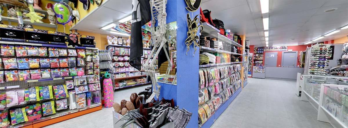 Nuestra tienda de disfraces